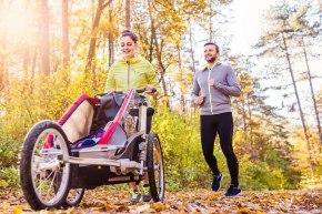 Is your jogging pramsafe?
