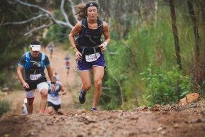 Wallygrunta trail race faster than ever