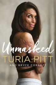 Turia Pitt Book Unmasked